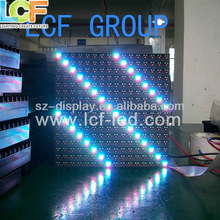P25 outdoor tri- color LED Message/information board