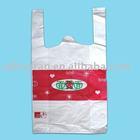 HDPE plastic grocery food bag manufacturer