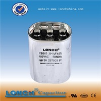 ac motor capacitor cbb65 air condition capacitor for sale