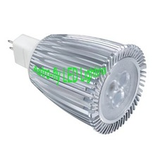 dimmable CE FCC Rohs 5w high power 3x3w 3x2w MR16 led