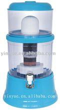 14 liters mineral water purifier pot/water filter pot