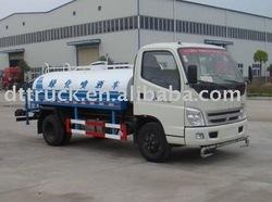 Foton 4000 liters water tank truck