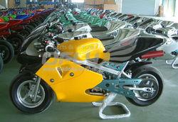 Gas-Powered Pocket Bike