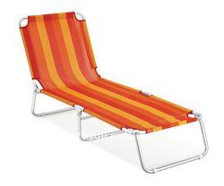 folding beach bed /beach lounge