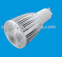 Led bulb 3*2W GU10 LED spotlight
