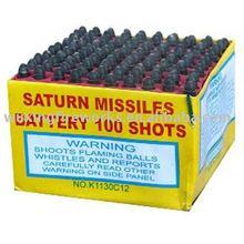 100S Saturn Missile Battery saturn missiles