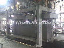 AAc block cutting machine, AAC block making machine, AAC concrete block machine