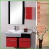 Leelongs Solid Wood Oaken Wooden Bathroom Vanity