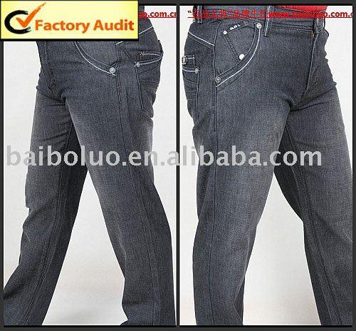 Russia Classic Design Men 39s Straight Jeans BBL 11358
