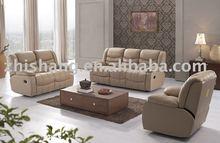 home electric manual massage recliner sofa set 626#