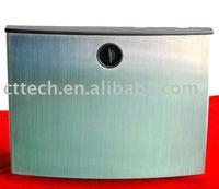 Round face door/sheet metal parts/enclosure
