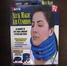 Neck Magic Air Cushion--100% natural ruber blue from Aofeite
