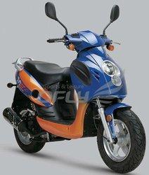 4 Stoke 150cc Gas Motor Scooter MS1514EPA