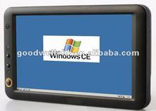 """7 """" TFT LCD Screen-Verkleidung PC"""