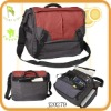 Functional men's nylon shoulder messenger bag