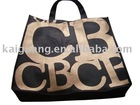 100g non woven grocery bag with silk-screen printing
