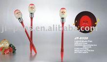Christmas Santa Claus light flashing Pen