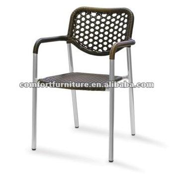 Outdoor Aluminum Rattan Chair