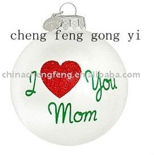 christmas personalized ornaments