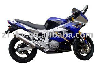 ZF200GS street racing bike, chongqing 200cc racing motorbike, 4-stroke
