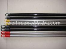 PVC coatedwooden broom handle