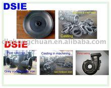 Ductile iron & grey iron & steel Casting