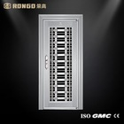 2014 newest door stainless steel main gate design for homes
