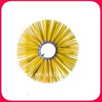 Sweeper snow brush parts