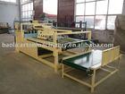 High speed semi-automatic fold gluer machine/gluing for the box equipment