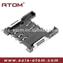 SIM Card Socket 2.54mm 6P H=2.15mm