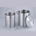 Aluminous turkey pot