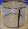 outdoor fire baskets