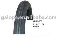 Motorcycle tyre 2.25-17 TT
