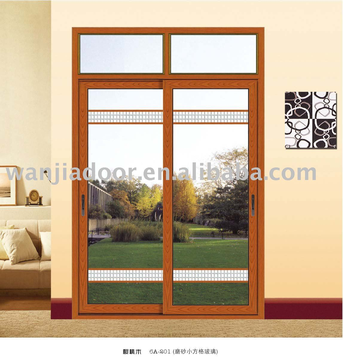 Aluminum doors design room 4 interiors for Aluminium glass windows and doors