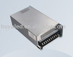 10W-350W din rail switch power supply