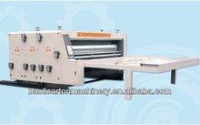 sells baoli chain corrugated multi colors printing rotary die cutting machine