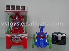 4 channels radio control toy car