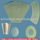 photo chemical etching mesh sieve screen