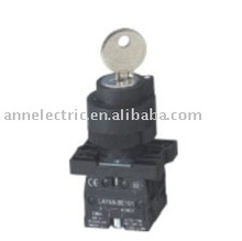 XB2-EG33 key operated reset pushbutton switch 3 position
