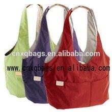High quality polyester fashion handbags