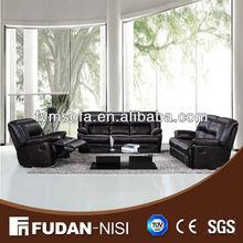 Classic design office sofa FC031 Phyllis recliner 1+2+3 sofa