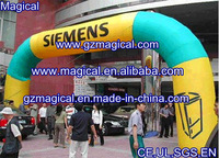 cheap Inflatable welcome advertising arch