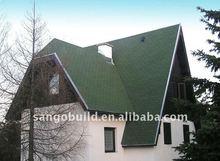 Roof bitumen shingles