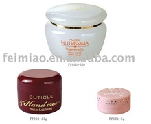PP cosmetic cream jar