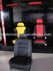 PU car seat covers customized