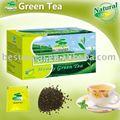 téverde cuidado de la piel hojas de té verde