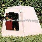 plastic dog room , rotomold pet room