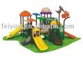 2013 equipo del patio de juegos infantiles del patio al aire libre de árboles tropicales nombres