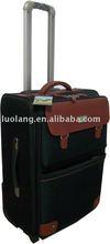 2014 novo e elegante trole bolsa de viagem bagagem