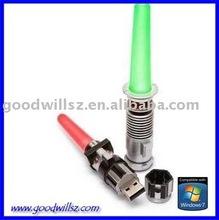 Lightsaber Light Sword Star Wars USB Flash Disk